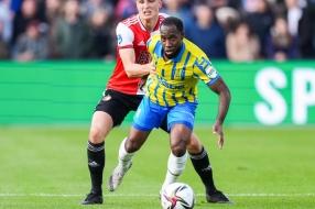 Effectief RKC Waalwijk knokt zich knap naar punt tegen Feyenoord