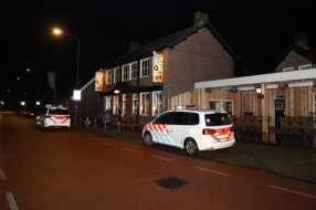 Gewapende overval cafetaria La Compagnie in Boekel, dader gaat er met geld vandoor