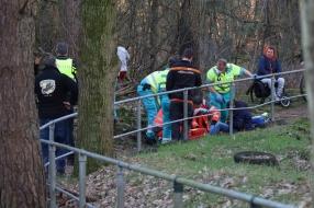Jonge motorcrosser (5) valt op circuit Boekel, met traumahelikopter naar ziekenhuis