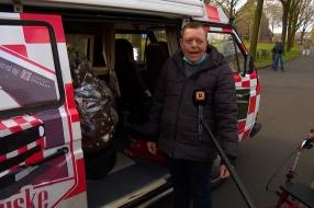 Mega-paasei van veertig kilo voor de cliënten van GGZ in Boekel