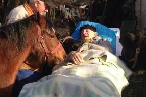 Oprichter Ambulance Wens overleden, deze Brabantse wensen vergeten we nooit