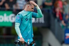 Strijdend tiental Willem II sleept punt uit het vuur tegen NEC