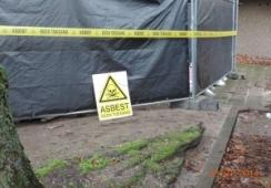 Foto's van Asbestsanering het Zuiden