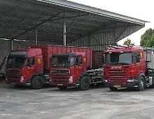 Foto's van Bevers Containertransport