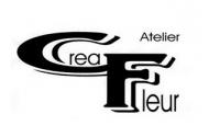 Atelier Crea Fleur Logo