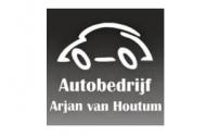 Autobedrijf Arjan van Houtum Logo