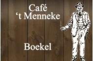 Cafe 't Menneke Logo