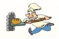 Moekes Broodjes Koerier Logo