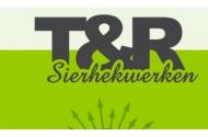 T&R sierhekwerken Logo