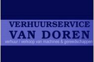 Verhuurservice van Doren Logo