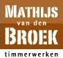 Foto Mathijs van den Broek timmerwerken