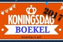 KONINGSDAG BOEKEL 2017